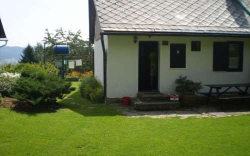 Year-round cottage in Lipno - accommodation Šumava