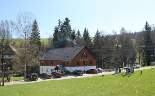 Chata Neratov - Orlické hory - slevy