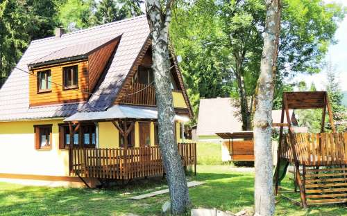 Chata Sandra - jižní Čechy