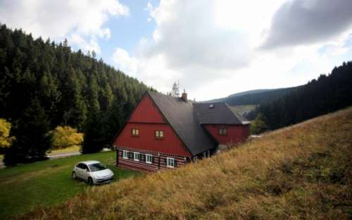 Horská chata Malá Úpa - Krkonoše