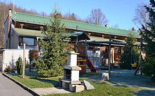 Chata Nová Lhota - jižní Morava