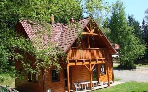 Chatová osada Marta - Beskydy
