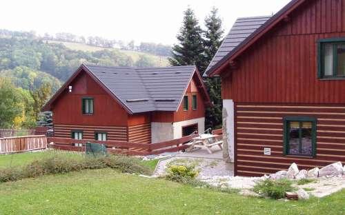 Chaty Vrchlabí, Krkonoše - Královéhradecko