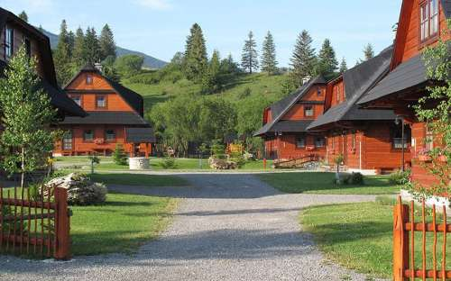 Casas de campo Camping Zuberec - Vysoké Tatry