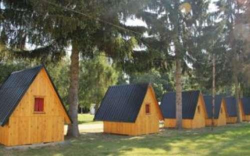 Camp Morava - srub 2 lůžka