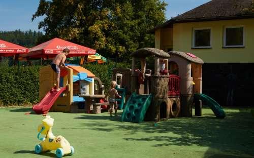 Kemp Dolce Krkonoše - dětské hřiště