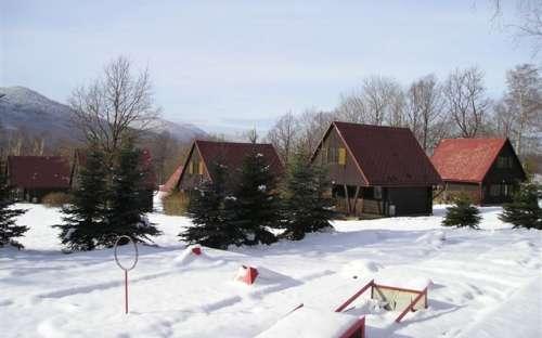 Kempy chatky Jizerky - Jizerské hory