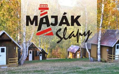 Camping Maják Slapy - domki