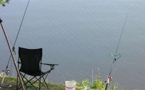 Autokemp Slapy Skalice - rybaření