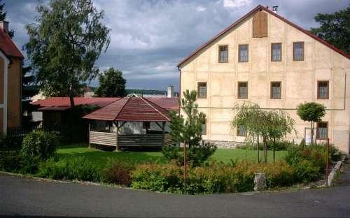 Krušnohorský penzion Javor - Krušné hory