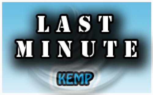 Kemp chaty Sázava - Last Minutes