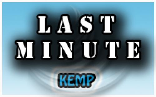 Kemp Žichovec - Last Minute