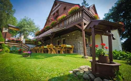 Bergpension Krakonos - Liberec Region