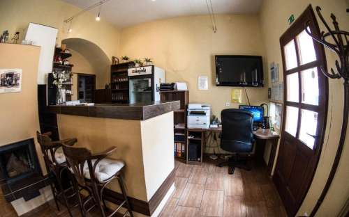 Penzion a kavárna Kaplanka Znojmo, jižní Morava