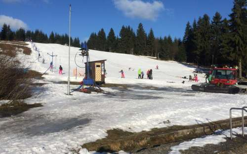 Celoroční penzion U Kouckých - Liberecko