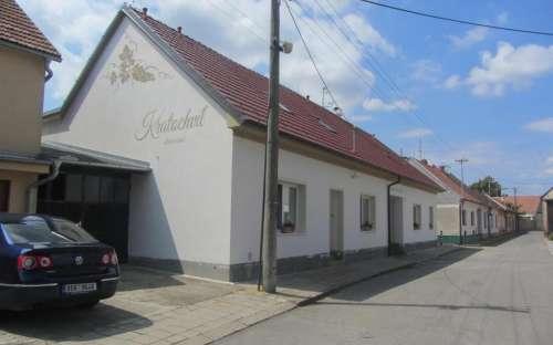 Penzion s bazénem Dolní Dunajovice, jižní Morava