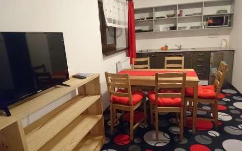 Penzion Krkonoše - ubytování pokoje