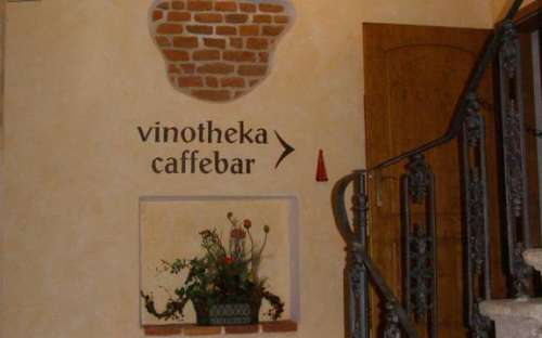 Penzion Mnich, kavárna a vinotéka Jižní Čechy