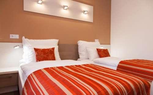 Luxusní penzion na Valech Hodonín - apartmány jižní Morava