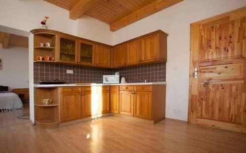 Levný penzion Osika, apartmány Česká Kanada