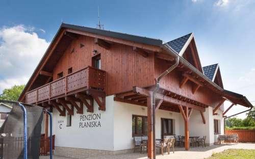 Billige pensionat Planiska - Beskydy
