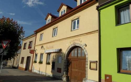Penzion Skalíček Kunžak, Jihočeský kraj