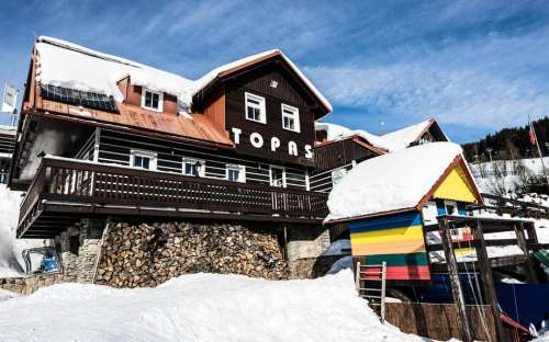 Elegante pensione tutto l'anno Topas, Pec pod Snezkou - Hradec Kralove