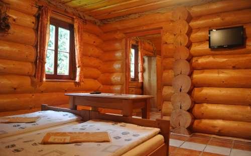 Cottage Kašparaci - intérieur