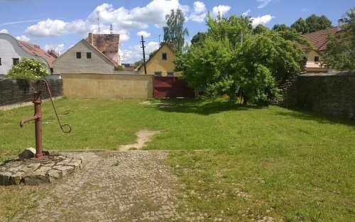 Ubytování U Giordanů Slavonice, Jihočesko