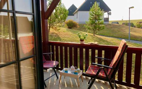 Villas Happy Hill - chalets Monts des Géants
