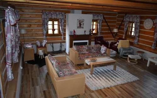 Horská chata - Královéhradecko