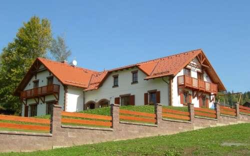 Rodinná vila Victoria - Lipno