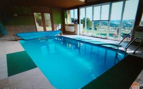 Wellness chata s bazénem - Český Krumlov