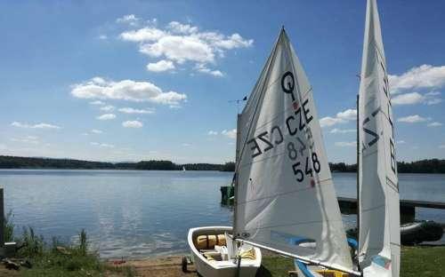 Camping Yachtclub Bezdrev - Jižní Čechy