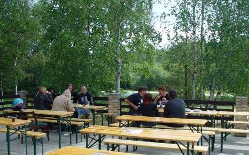 Camping Žichovec - pub