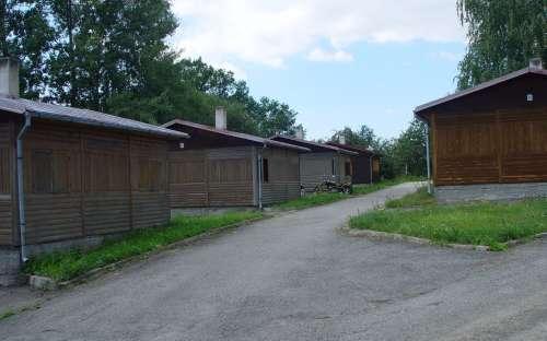 Kemp Žichovec - chatky