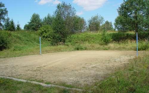 Kemp Žichovec - hřiště