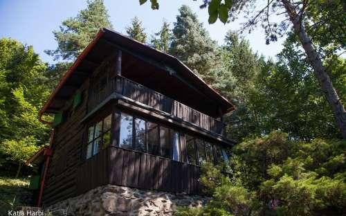 Cottage Srub nad Sázavou, Midden-Bohemen
