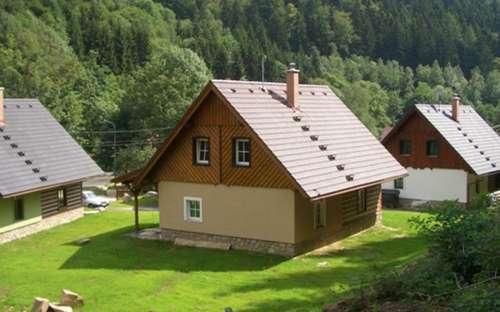 Hytter Hradec Kralove, indkvartering Giant Mountains