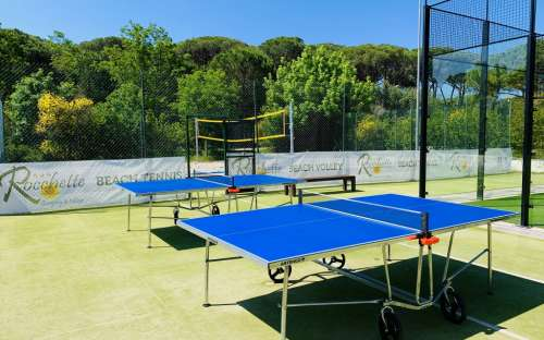 Camping Rocchette-pong