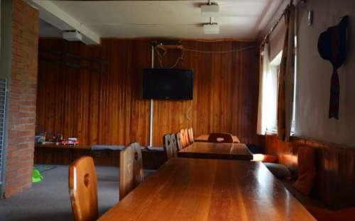 Společenská místnost pro cca 50 osob