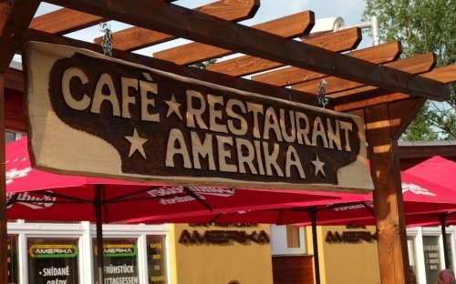 Restaurace Kemp Amerika