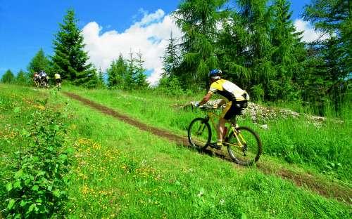 Kemp Al Sole - Itálie - cyklistika