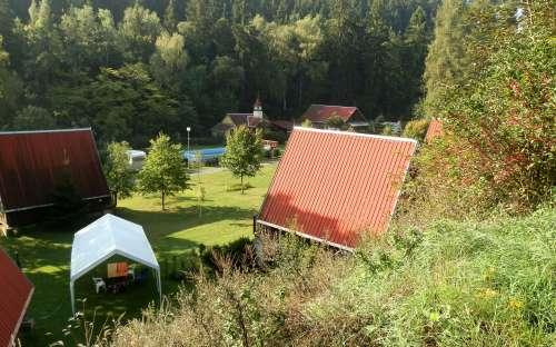 Camp Karolina - chatky