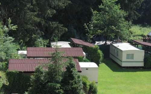 Camp Karolina - mobilní domy