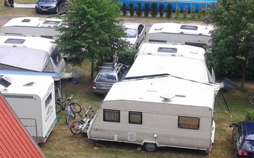 Camping Karolina - karavany