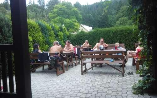 Camping Karolina - pub