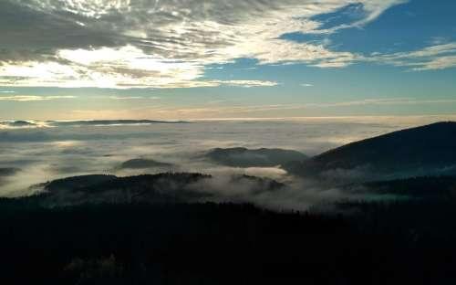 Výhled z Plešivce