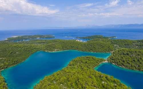 Jezero Dalmácia