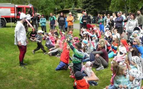Kemp Dolce - akce pro děti 2017